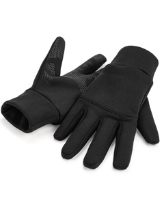 Beechfield Unisex Adults Softshell Sports Tech Gloves