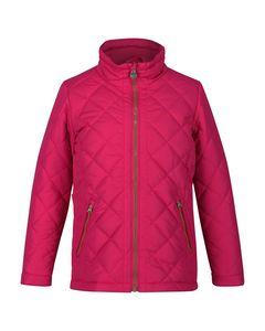 Regatta Childrens/kids Zalenka Quilted Insulated Jacket