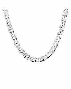 Gliederkette für Herren aus 925 Silber