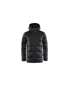 Race Wool Parka Phantom Grey