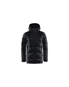 Race Wool Parka Carbon