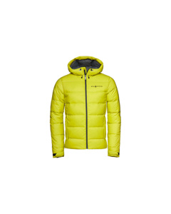 Gravity Down Jacket Sulphur Yellow