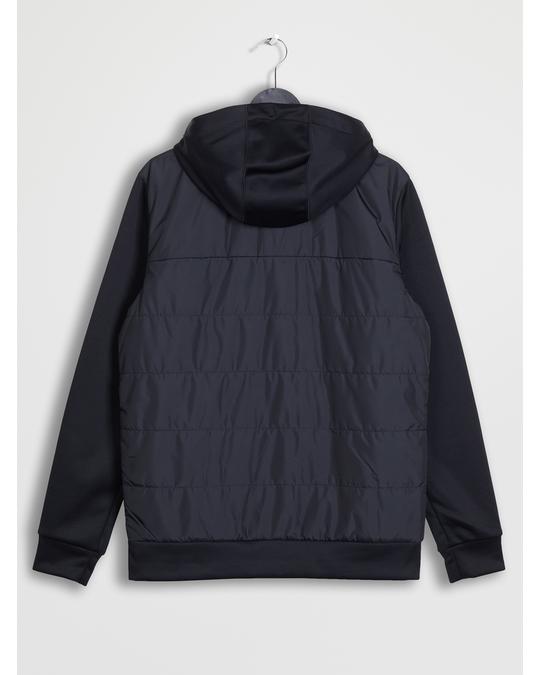 Calvin Klein Fz Hoodie A Ck Black