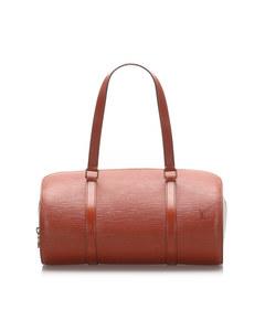 Louis Vuitton Epi Soufflot Brown