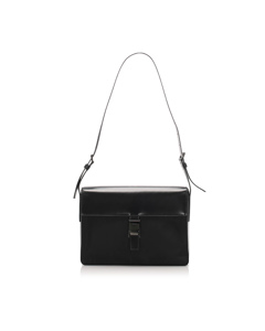 Prada Tessuto Business Bag Black