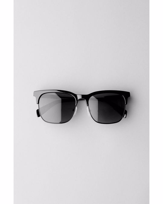 Weekday Trail Sunglasses Black
