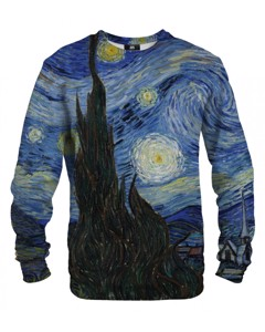 Mr. Gugu Miss Go The Starry Night Sweater Blue