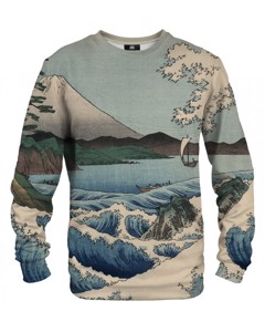 Mr. Gugu & Miss Go The Sea Of Satta Unisex Sweater Khaki