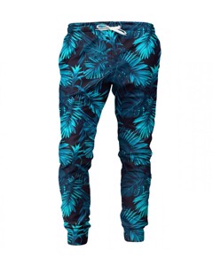Mr. Gugu & Miss Go Paradise Is Here Unisex Sweatpants Sea Green