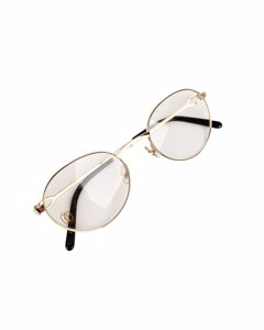 Cartier Paris Mint Eyeglasses C Decor Panto T8100883 48-20 135mm