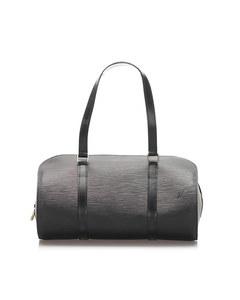 Louis Vuitton Epi Soufflot Black