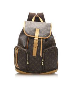 Louis Vuitton Monogram Sac A Dos Bosphore Brown