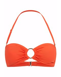 Bikinioberteil Swimwear Iconic Solids Bandeau