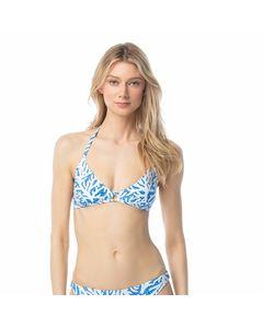 Bikinioberteil Swimwear Coral Mosaic Triangle