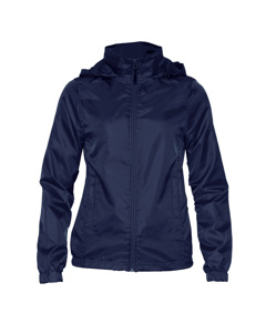 Gildan Womens/ladies Hammer Windwear Jacket