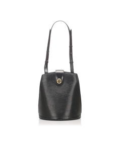 Louis Vuitton Epi Cluny Black