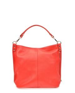 Top Handle Bag Rosso