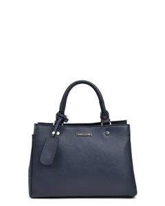 Handbag Blu Scuro