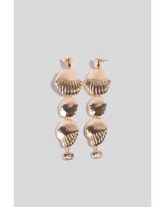 Denmark Earrings Gold