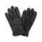 Men's Glove Sheepskin Precurved Black
