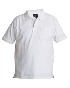 Plain Polo White