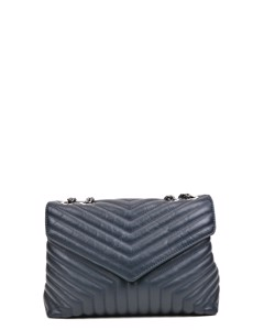 Shoulder Bag Blu Scuro