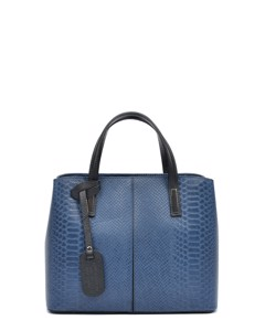 Top Handle Bag Blu