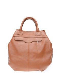Top Handle Bag Cognac