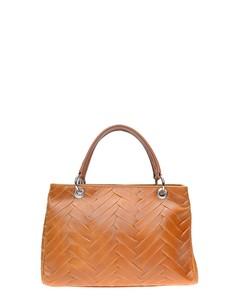 Handbag Cognac