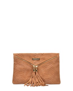 Clutch Bag Cognac