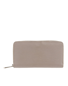 Louis Vuitton Epi Zippy Wallet Purple
