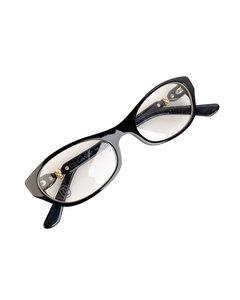 Cartier Black Acetate Eyeglasses Model: Alice