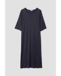 Mira Dress Ink Blue