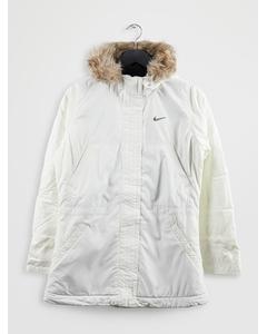 Nike Parka White