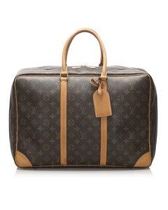 Louis Vuitton Monogram Sirius 45 Brown