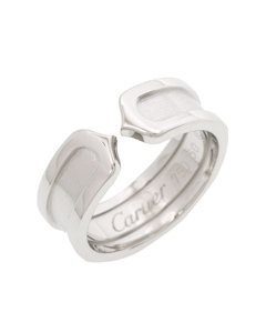 Cartier C2 Ring Silver