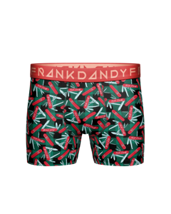 Boxer Brief  Red Swiss Knife