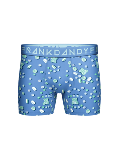 Boxer Brief  Blue Gummy Bear