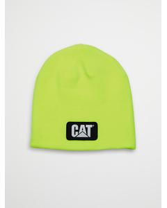 Hi Vis Knit Cap Hi Vis Yellow