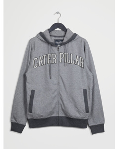 Club Sweatshirt Heather Grey