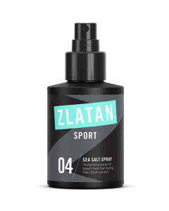 Zlatan Sport Sea Salt Spray 100 Ml