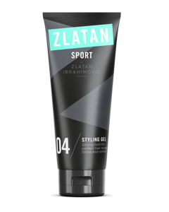 Zlatan Sport Styling Gel 100 Ml