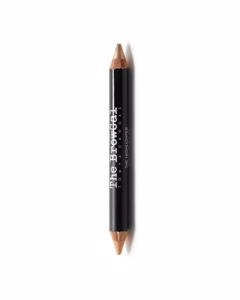 Highlighter / Concealer Duo Pencil 02 - Gold / Nude