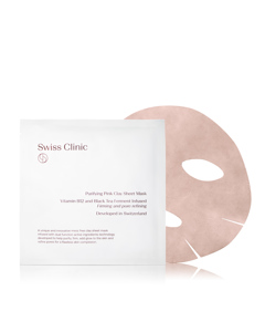 Purifying Pink Clay Sheet Mask