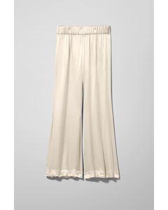 Shear Trousers Beige