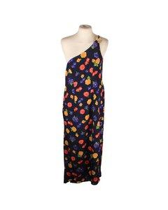 Balenciaga Multi Silk Dress Modell: Maxi Dress