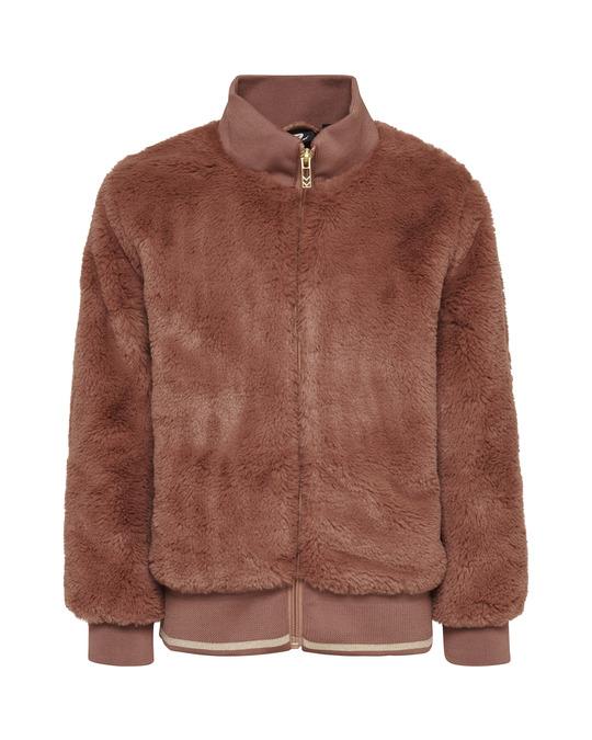 Hummel Bianca Zip Jacket Rost