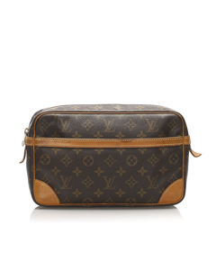 Louis Vuitton Monogram Compiegne Brown