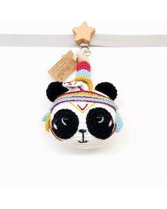 Panda Stroller Hanger (bird Clips)