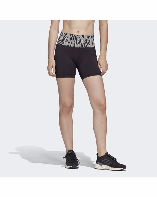 ADIDAS Believe This High-rise Shorts